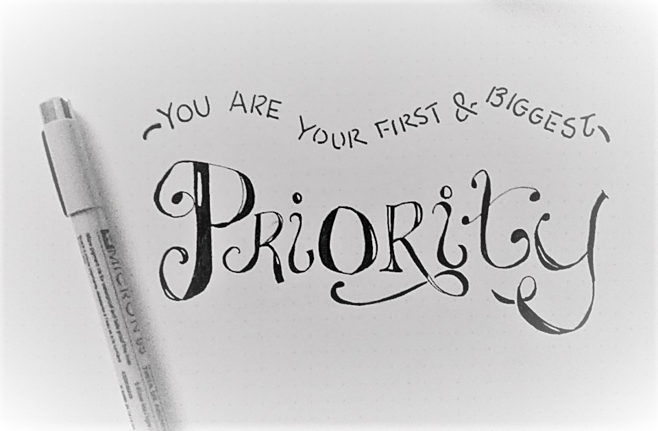 you are a priority